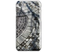 Pavement in Prague iPhone Case/Skin