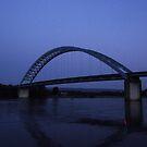 The Blue Bridge by Loretta Marvin