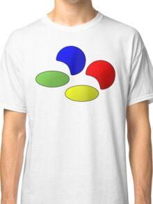 Super NES Logo (Gradient) Classic T-Shirt