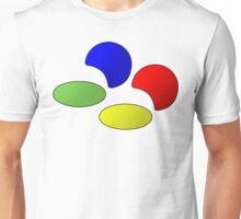 Super NES Logo (Gradient) Unisex T-Shirt