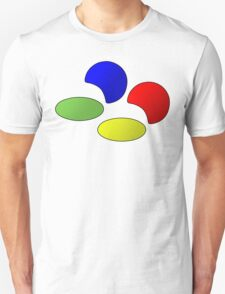 Super NES Logo (Gradient) T-Shirt