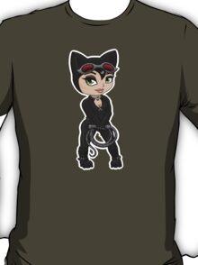 Catwoman Chibi T-Shirt