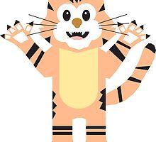 Tuco Tiger by JoshCooper