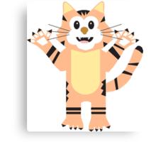 Tuco Tiger Canvas Print