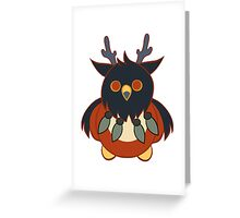 Troll Boomkin Greeting Card