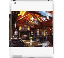 The Bar iPad Case/Skin