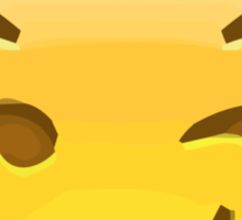 Smirking Face Apple / WhatsApp Emoji Sticker
