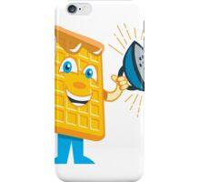 Waffle Iron iPhone Case/Skin