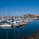 Bangor Marina by Alan McMorris