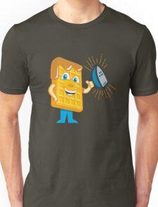 Waffle Iron Unisex T-Shirt