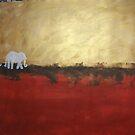elephant march by Collyn Barr