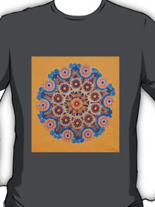 Doily Joy- Original Mandala T-Shirt