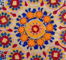 Doily Joy- Original Mandala Sticker