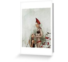 Last Exile Greeting Card