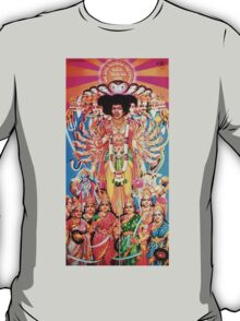 Jimi Hendrix -- Axis: Bold as Love T-Shirt