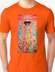 Jimi Hendrix -- Axis: Bold as Love T-Shirt