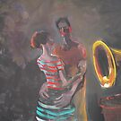 Dancing by Kirbo