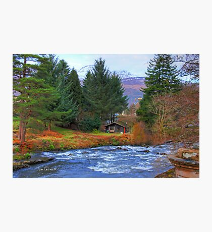 River Dochart View Photographic Print