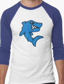 Comic shark Men's Baseball ¾ T-Shirt