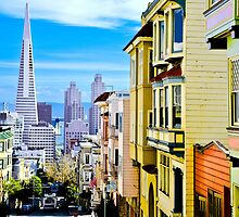 San Francisco by Thomas Barker-Detwiler