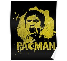 Manny Pacman Pacquiao Graffiti shirt and more Poster
