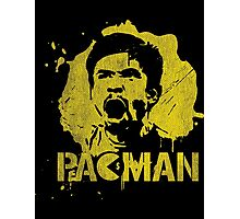 Manny Pacman Pacquiao Graffiti shirt and more Photographic Print