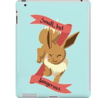 Small, but dangerous. iPad Case/Skin