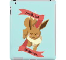 Small, but dangerous. iPad Case/Skin