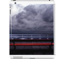 The Red Bench iPad Case/Skin