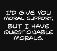 Questionable Morals... by xTRIGx