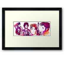 Prince Rogers Nelson poster Framed Print