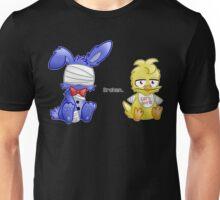 Broken - Bonnie and Chica Unisex T-Shirt