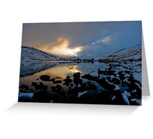 capel curig Greeting Card