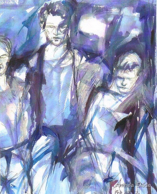Trinity  by Anthea  Slade
