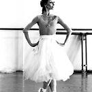 Ballet great Natalia Makarova in 1978 by Daniel Sorine