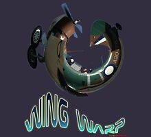 CAC Wirraway Wing Warp T-shirt Design Unisex T-Shirt