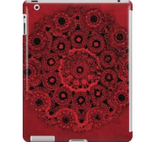 Doily Joy Mandala- Deep Roots iPad Case/Skin