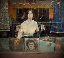 Hendrix Lady by detrange