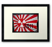 Japan 2011 Framed Print