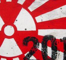 Japan 2011 Sticker