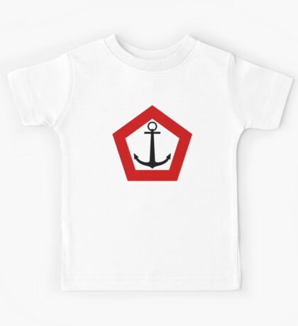 Indonesian Naval Aviation - Roundel Kids Tee