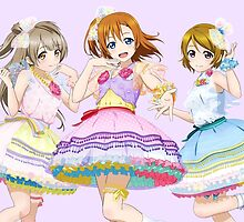 Love Live! School Idol Project - Printemps by star-sighs