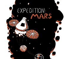 Expedition: Mars by Ken Coleman