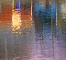 """Mother Nature's """"Water & Light"""" Tapestry VII by photroen"""