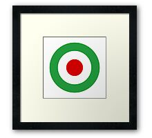 Iranian Air Force - Roundel Framed Print