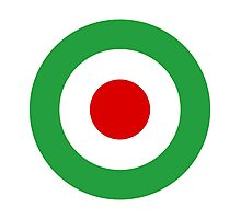 Iranian Air Force - Roundel Photographic Print