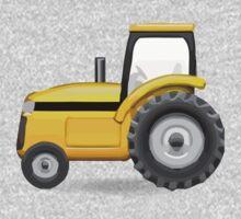Tractor Apple / WhatsApp Emoji Kids Clothes