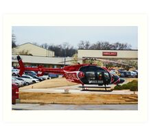 New Chopper Art Print