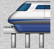 Monorail Apple / WhatsApp Emoji Kids Clothes