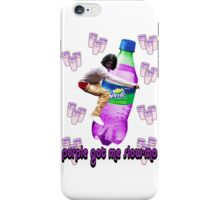 dirty sprite chief keef v2.0 iPhone Case/Skin